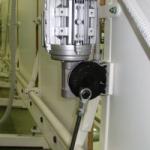 Etalon - Automatycznie przesuwany panel do cięcia w poziomie