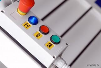 Etalon - Płynna regulacja prędkości silnika